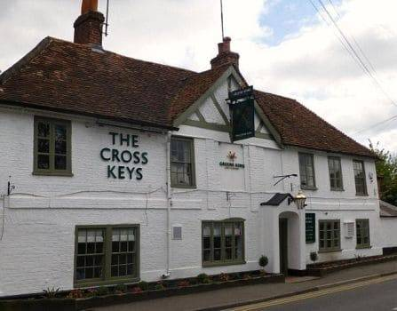 Cross keys Pangbourne