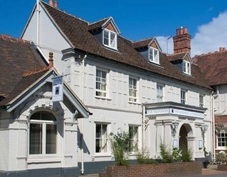 Pangbourne-on-Thames - Elephant Hotel